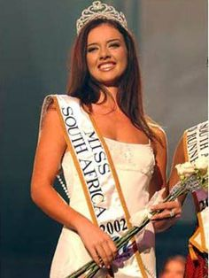 miss south africa Cindy nell