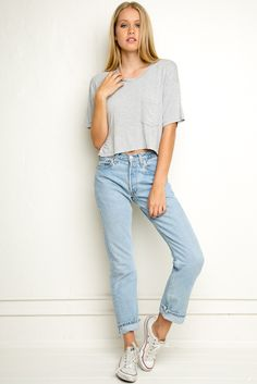 Brandy ♥ Melville | Palmer Top - Clothing