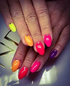 by Paulina Junger, Young Team Jelenia Góra, Follow us on Pinterest. Find more inspiration at www.indigo-nails.com #nailart #nails #spring