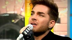 """Adam Lambert performs LIVE """"I'm home and thank everyone for sharing their finds on +Adam Lambert & Queen."""