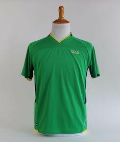 1413f167 Polo Sport Ralph Lauren Shirt Performance ThermoVent Tee M Medium Green  Yellow #PoloSport #ActivewearShortSleeve