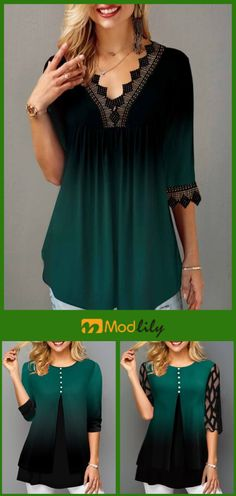 trendy tops for women online on sale Trendy Tops For Women, Old Fashioned Recipes, Cute Woman, Tunic Tops, Couture, Womens Fashion, 3 Shop, Felicia, Outfits