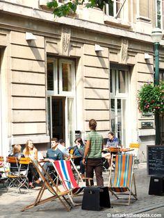 De Markten cafe, Brussels  