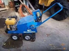 Bluebird SC550 TURF CUTTER - http://www.machines4u.com.au/browse/Farm-Machinery/