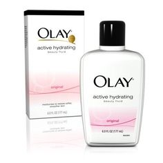 Olay Active Hydrating Beauty Fluid, 6 Ounce (Pack of 2)***Style Name: Original.Moisturizes to restore softer, smoother skin,For the following skin types: Dry, Normal, Oily, Combination/Oily,Helps with these face concerns: Dry/Flaky Skin,You'll love Active Hydrating Beauty Fluid because it: has a Light, Non-Greasy Formula, is Dermatologist Tested, is Non-Comedogenic (won't clog pores),Penetrates quickly and gently, providing your skin with an imme