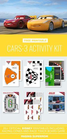 Free Printable #Cars