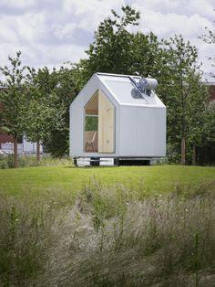 casa Diogene de Renzo Piano en el Vitra campus | domusxl