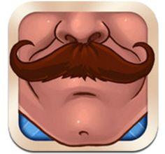 FREE iPhone Or iPad App!  Stacheify!