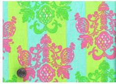 Cotton Quilt Fabric Olivias Holiday Pineapple Post Tina Givens Blue - AUNTIE CHRIS QUILT FABRIC. COM