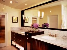 Get tips on how to pick the right sink, shower, tub and toilet for your remodel