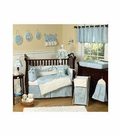 Sweet JoJo Designs Go Fish 9 Piece Crib Bedding Set