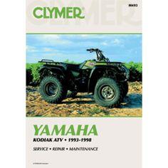 Clymer Yamaha Kodiak (1993-1998)