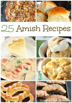 Check out this list of 25 From Scratch Amish Recipes on gracefullittlehon… Loading. Check out this list of 25 From Scratch Amish Recipes on gracefullittlehon… Best Amish Recipes, Favorite Recipes, Old Recipes, Cannoli, Pennsylvania Dutch Recipes, Amish Pennsylvania, Amish Friendship Bread, Homemade Dinner Rolls, Homemade Breads