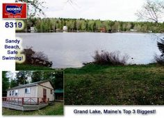 Cedar Log Lake Vacation Spot In Maine! YES! info@mooersrealty.com  207.532.6573