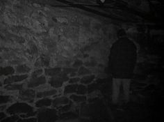 Blair Witch Project.  By this point of the film my heart is usually pounding out of my chest!