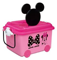 Superb Minnie Mouse Storage