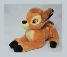 "Disney Stuffed Animal Collectibles | Disney Bambi Plush Stuffed Animal Exclusive 12"""