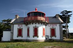 Lighthouses of France: Northeastern Brittany