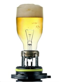 Cerveza light beer