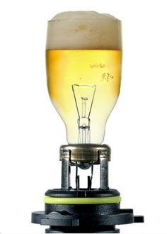 Cerveza light beer