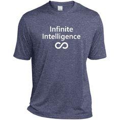 INFINITE INTELLIGENCE Men's Dri-Fit Moisture-Wicking T-Shirt
