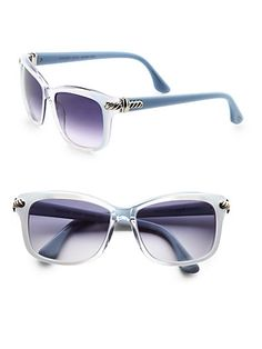 2ac5e30aca David Yurman - Thoroughbred Square Sunglasses - Saks.com Sunglasses Outlet