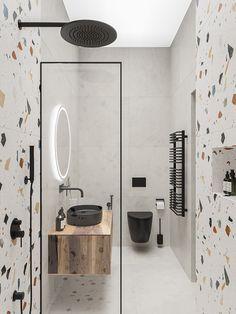 Contemporary Bathroom Designs, Bathroom Design Luxury, Bathroom Design Small, Bathroom Colors, Small Apartment Interior, Home Interior Design, Small Toilet Room, Bathroom Kids, Bathrooms