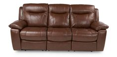 Invincible 3 Seater Manual Double Recliner 3 Seater Sofa, Leather Sofa, Recliner, Sofas, Manual, Couch, Movie, Room, Furniture