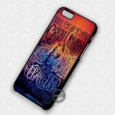 Hillsong United Oceans Lyrics Nebula - iPhone 7 Plus 6 5 4 Cases & Covers