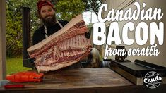 A Very Chuddy Christmas | Chuds bbq - YouTube Canadian Bacon, Sausage, Bbq, Homemade, Youtube, Christmas, Food, Barbecue, Xmas