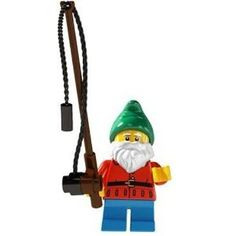 LEGO Minifigure Lawn Gnome
