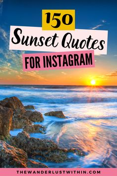 Instagram Captions Sunset, Sunset Quotes Instagram, Instagram Funny, Instagram Tips, Funny Travel Quotes, Solo Travel Quotes, Travel Advice, Travel Guides, Travel Tips