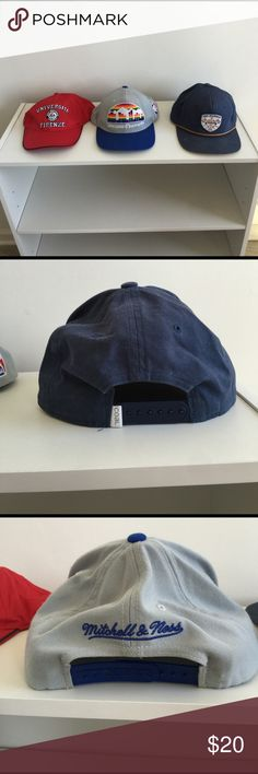 Hat bundle 3 for $12 This great deal includes 3 used great conditioned hats originally bought at 30 a hat. Don't miss out selling fast. Accessories Hats