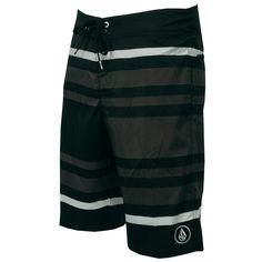 #Volcom Mens Boardshorts Los Pockitos New Black