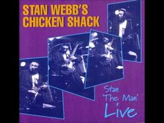 Chicken Shack-The Thrill Is Gone Live 1990 - YouTube
