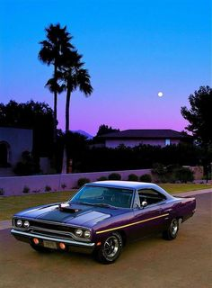 1970 plum crazy RoadRunner