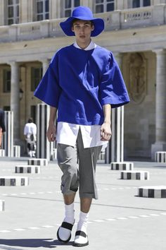 Etudes Studio Menswear Spring Summer 2016 Paris - NOWFASHION