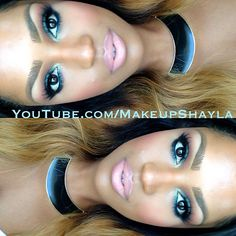 #ShareIG New ✨YOUTUBE✨VIDEO...finally! check out my Club Makeup tutorial #makeupshayla