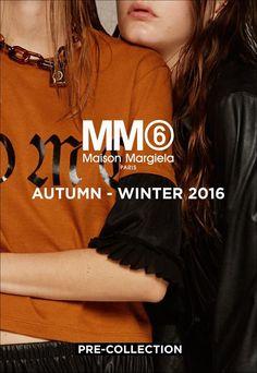 maisonmargiela:    Introducing the MM6 Avant-Première Autumn-Winter 2016…