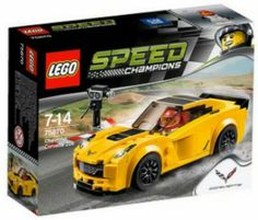 Buy LEGO Speed Champions 75870 Chevrolet Corvette from our Construction Toys range at John Lewis & Partners. Chevrolet Corvette, Liverpool, Lego Wheels, Plus Tv, Lego City Police, Lego Speed Champions, Muscle, Buy Lego, Lego Technic