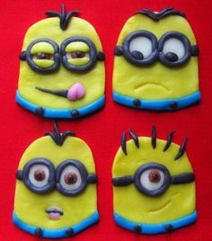 minion twinkie cupcakes   They are not that hard to make and not only do they look good – they ...
