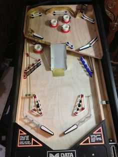 DIY Pinball Project, The Gumball Rally « Pinside Pinball Forum - Pinside.com