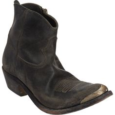 Golden Goose Young Western Ankle Boot at Barneys.com