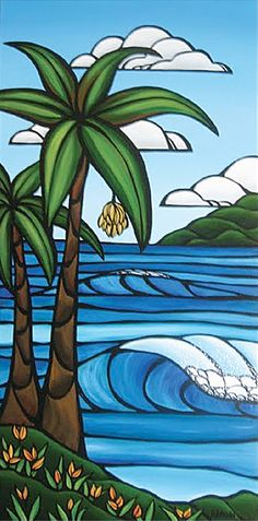 Hawaiian Art will add that touch of Hawaii to any room you've been looking for. Heather Brown