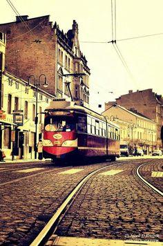 tram in Zabrze (Poland)