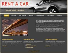 Template Site, Templates, Wordpress Template, Car Brands, The Good Place, Good Things, Automobile, Stencils, Vorlage