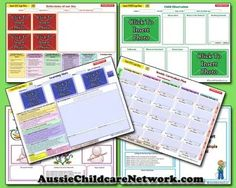 EYLF Programming and Planning In Childcare