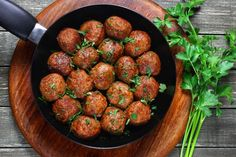 This yummy Pork and Turkey Thai Veggie Meatballs recipe was kindly shared by Judy Converse! See more of Judy's recipes AND blogs on Nutrition Care for Children.