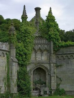 Totaly Outdoors: Margam Castle, Wales I did not see this when I was there. Beautiful! I wish I had.