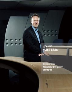 Photo d'actualité : Former CEO of AOL Jonathan Miller poses at a...